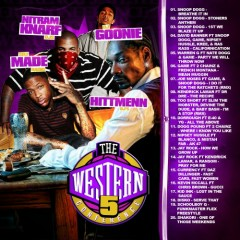 The Western Conference 5 (CD1)