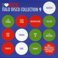 I Love ZYX Italo Disco Collection 9 cd2