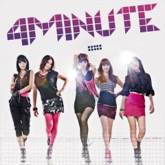 Album 4Minute - Festival Manufacturing Love (itunes+) -