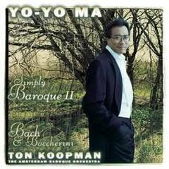 Simply Baroque II CD1 - Yo-Yo Ma