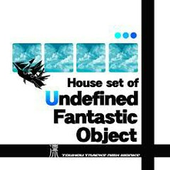House set of Undefined Fantastic Object (CD2) - Kuroneko Lounge