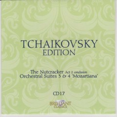 Tchaikovsky Edition CD 17