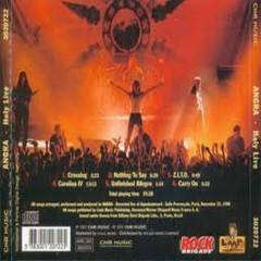 Holy Live (EP) - Angra