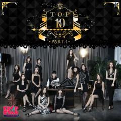 K-POP STAR Season 5 TOP 10 Part.1