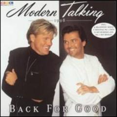 Back For Good (CD1)