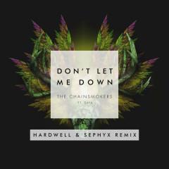 Don't Let Me Down (Hardwell & Sephyx Remix) (Single)