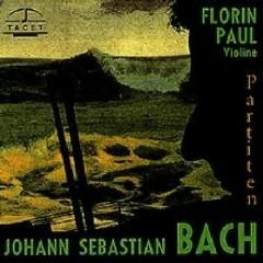 Bach Complete Sonatas And Partitas For Violin Solo Vol 1 ( No. 1)