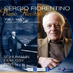 Piano Recital Schuman, Debussy & Ravel CD2 (No. 1) - Sergio Fiorentino