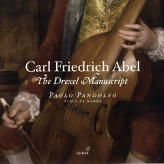 The Drexel Manuscript CD1  - Carl Friedrich Abel