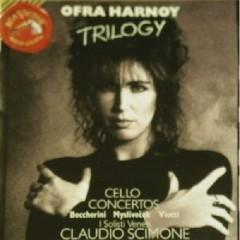 Cello Concertos Boccherini & Myslivecek & Viotti - Ofra Harnoy