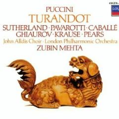 Puccini - Turandot CD1