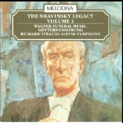 Wagner Funeral Music 'Götterdämmerung' & Richard Strauss An Alpine Symphony CD1