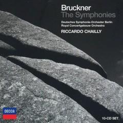 Bruckner - The Symphonies CD 1