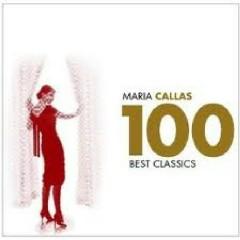 Maria Callas 100 - Best Classics CD1