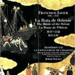 Francisco Javier - La Ruta de Oriente CD1 No. 1