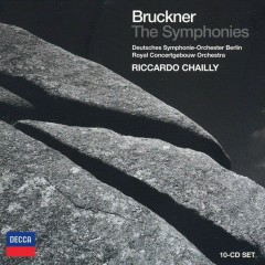 Bruckner - The Symphonies CD 8