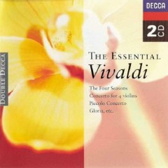Essential Vivaldi CD1