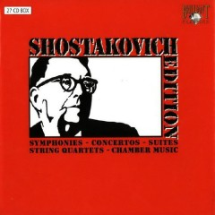 Shostakovich - Edition CD 21