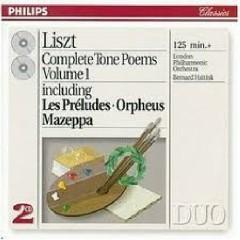 Liszt Complete Tone Poems Vol 1 Disc 2