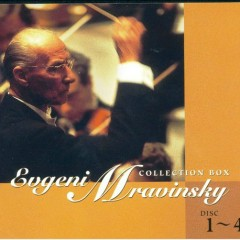 Mravinsky Collection Box CD3 - Beethoven Sym No 1 &.Mozart Sym No 33 - 39