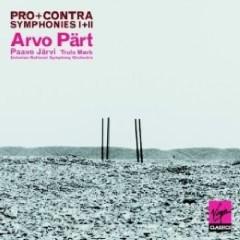 Arvo Part - Pro & Contra / Symphonies 1 + 2