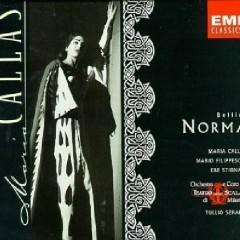Bellini Norma CD3
