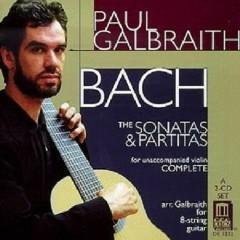 J. S. Bach - Sonatas & Partitas CD2