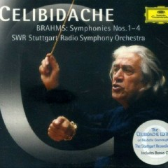 Brahms Nos. 1-4 CD2 - Celibidache,SWR Stuttgart Radio Symphony Orchestra
