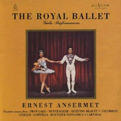 The Royal Ballet Gala Performance CD1