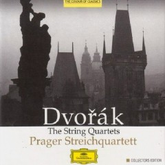 Dvorak - The String Quartets CD 3 - Prager Streichquartett
