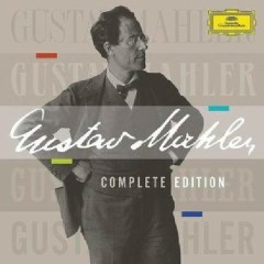 Mahler Complete Edition CD 8