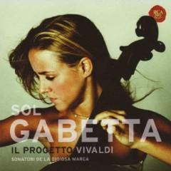 Il Progetto Vivaldi CD1 - Sol Gabetta