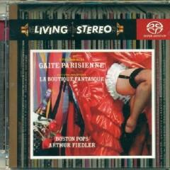 Offenbach - Gaite Parisienne; Rossini Respighi : La Boutique Fantasque CD1 - Arthur Fiedler,Boston Pops Orchestra