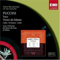 Puccini - Tosca CD1