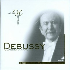 Debussy Piano Works CD3