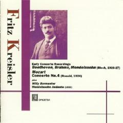 Brahms Concertos Vol 2 No. 3