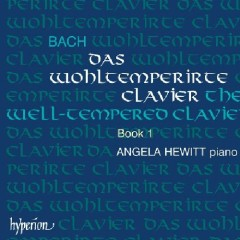 Bach The Well-Tempered Clavier Book 1 CD1 No. 1
