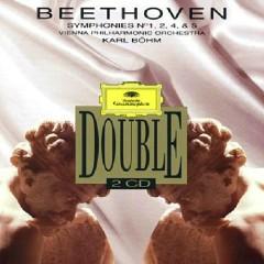 Beethoven - Symphonies Nos 1, 2, 4, 5 CD 2
