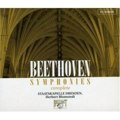 Beethoven Symphonies Disc 3 - Herbert Blomstedt,Dresden Staatskapelle Orchestra