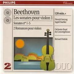 Beethoven - The Complete Violin Sonatas Disc 1
