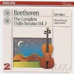 Beethoven - The Complete Violin Sonatas Disc 3