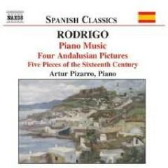 Rodrigo Piano Music CD1 No. 1