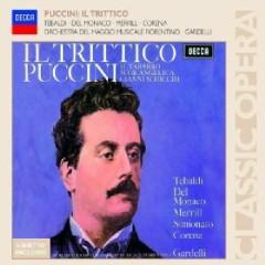 Puccini - Il Trittico CD1 - Lamberto Gardelli,Robert Merrill,Renata Tebaldi