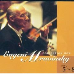 Mravinsky Collection Box CD8 - Shostakovich Sym No.12 & ETC - Yevgeny Mravinsky,Leningrad Philharmonic Orchestra