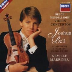 Bruch, Mendelssohn - Violin Concertos