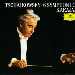 Tchaikovsky 6 Symphonien CD 4