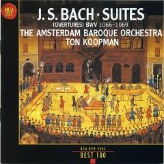 RCA Best 100 CD 3 - J.S.Bach Orchestral Suites CD 2