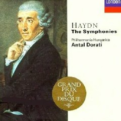 Complete Symphonies 34 - 47 CD 10 - Antal Doráti,Philharmonia Hungarica