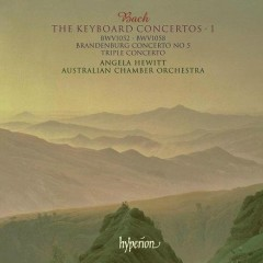 Bach - The Keyboard Concertos CD 1 - Angela Hewitt,Australian Chamber Orchestra