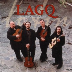Latin  - Los Angeles Guitar Quartet
